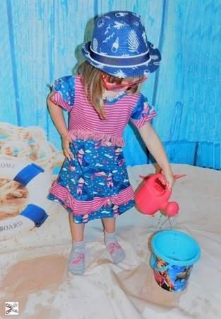 Makerist - Principessa del giorno.. ein Prinzessinnenkleid für den Sommer, was will Mädchen mehr? - 1