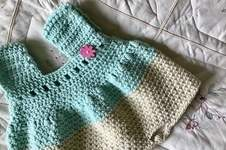 Makerist - Crocheted dress - 1