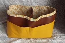 Makerist - Panier double barbapapa - 1