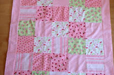 Makerist - Patchwork Decke - 1