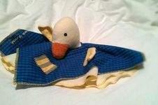 Makerist - Schmusetuch-Ente für meinen Sohn - 1