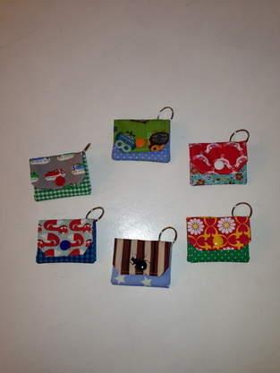 Makerist - Portemonnaies ganz klein, für groß und klein!  - 1