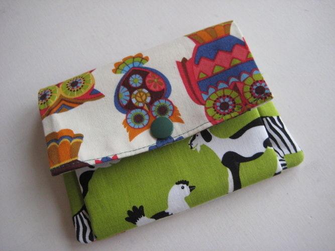 Makerist - Portemonnaies ganz klein, für groß und klein!  - Nähprojekte - 2