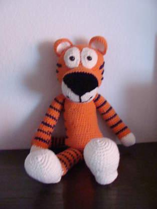 Makerist - Tiger - 1