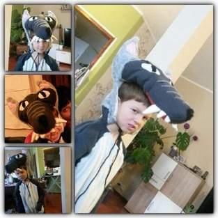 Makerist - Wolf-Kostüm - 1