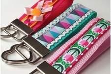 Makerist - Ein kleines Designerstück - Schlüsselband  - 1