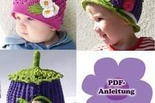 Makerist - Hut oder Mütze Glöckchen - 1