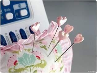Makerist - Ein Nadelkissen für die Nähmaschine - 1