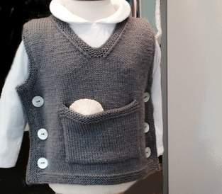 Makerist - Baby-Pullunder - 1