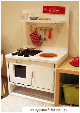 Makerist - Spielküche für meine Tochter - 1