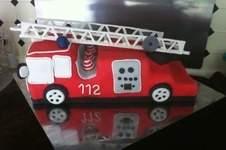 Makerist - Feuerwehr torte - 1
