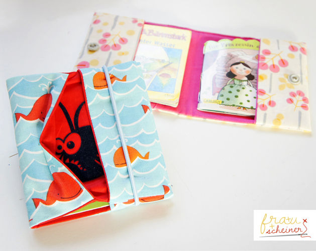 Makerist - Umschlag für Pixihefte - Nähprojekte - 1