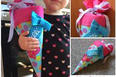 Makerist - Kleine Schultüte zum Kindergarten-Start - 1