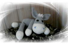 Makerist - Kleiner Esel Rodi  - 1