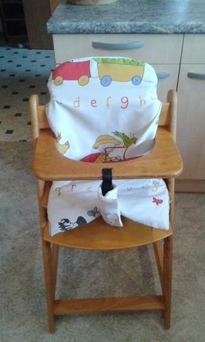 Makerist - Sitzkissen mit Überzug für Kinderstuhl - Nähprojekte - 1