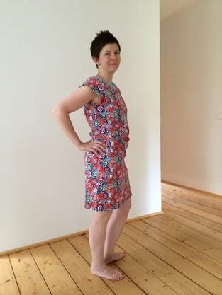 Makerist - Kleid Julie im blumenlook - 1