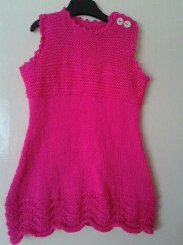 Makerist - stricken: sommerkleidchen - Strickprojekte - 1