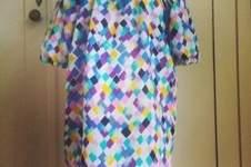 """Makerist - Kleid im """"80er"""" Style mit Häkelschleife für Mädchen von 3-5 Jahre - 1"""