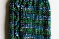 Makerist - Smaragdader-Socken - 1