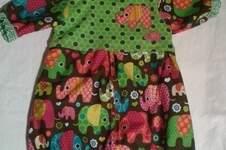 Makerist - Bodykleid für Babys  von Schnabelina - 1