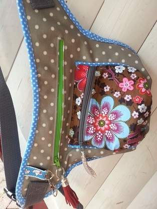 Makerist - Meine Hip BAG - 1