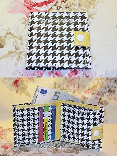 Makerist - Geldbeutel aus Wachstuch - Nähprojekte - 3
