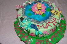 Makerist - Geburtstagstorte - 1