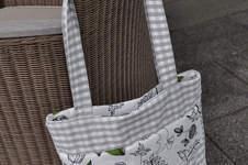 Makerist - Büchertasche für mein Patenkind - 1