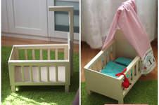 Makerist - Puppenbett für meine Tochter - 1