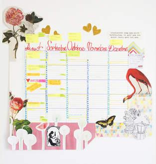Makerist - Kalender für 2015 - 1