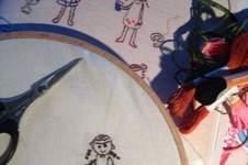 Makerist - Sommer Projekt Sticken - 1