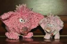 Makerist - Glückhäkelkollengenschwein in groß und klein - 1