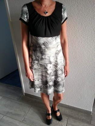 Makerist - Sommerkleid aus Viscosejersey - 1