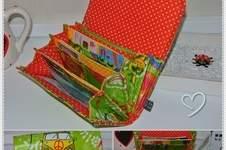 Makerist - Geldbeutel mit viel Platz .... Fächergeldbeutel  - 1