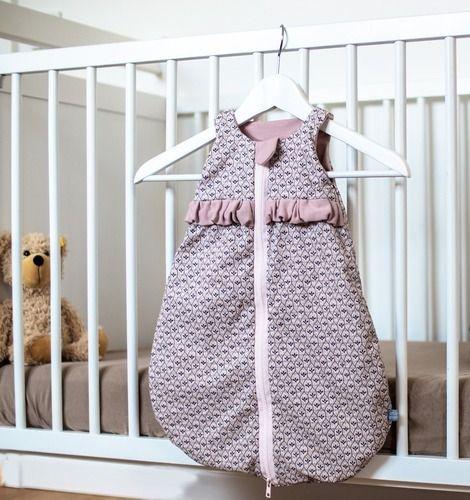 Makerist - Baby-Schlafsack nähen - Nähprojekte - 1