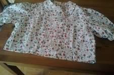 Makerist - bluse mit erdbeeren  - 1