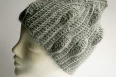 Makerist - Mütze gehäkelt °Silverseedcaps° - 1