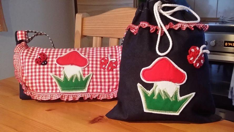 Makerist - Kindergartentasche für Zoe - Nähprojekte - 1