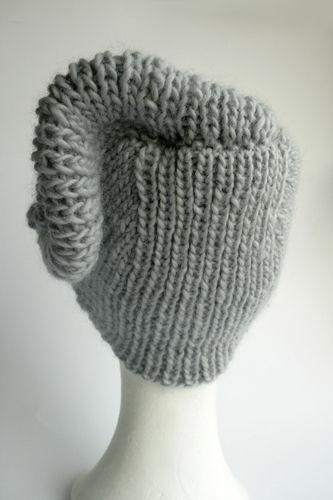 Makerist - Mütze mit angestrickter Schnecke °Erin° - Strickprojekte - 3