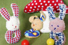 Makerist - Babyausstattung Hasenrassel - 1