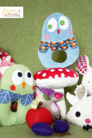Makerist - Eule für Babys - 1
