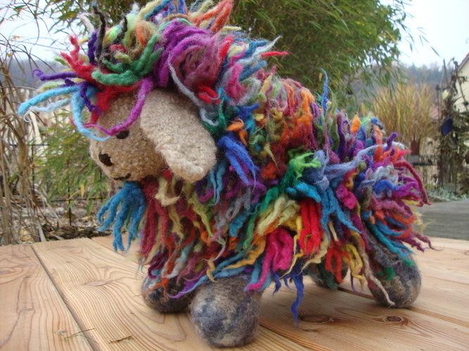 Makerist - Erich-Crazy Sheep - Strickprojekte - 2