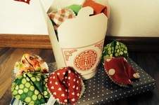 Makerist - Glückskekse als Hochzeitsgeschenk der besonderen Art - 1