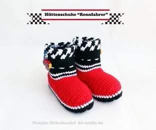 Makerist - Hüttenschuhe - 1