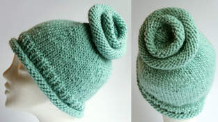 Makerist - Mütze mit Scheiben für Alle :-) - 1