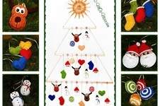 "Makerist - DIY-Adventskalender ""Tannenbaum"" - 1"