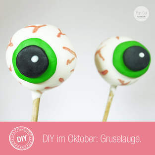 Makerist - Tutorial - Gruselaugen Cake Pops - 1