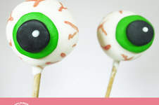 Makerist - Tutorial - Gruselaugen Cake Pops - 1