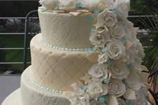 Makerist - Meine erste Hochzeitstorte!  - 1