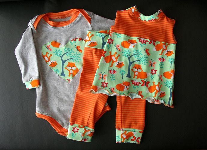Makerist - Baby-Outfit :) - Nähprojekte - 1